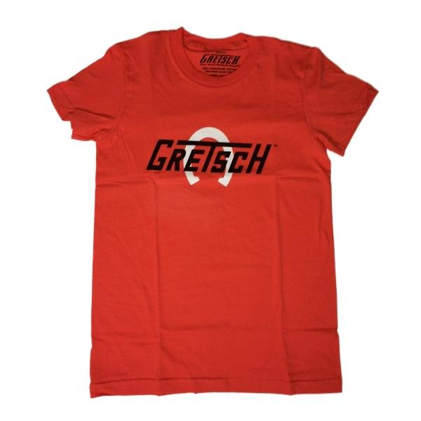 Gretsch Ladies Horseshoe T Shirt Fender Shop